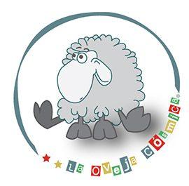 La Oveja Cósmica Logo